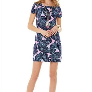 Lilly Pulitzer Sanibel French Terry Tshirt Dress